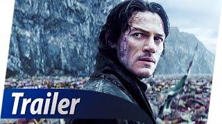 DRACULA UNTOLD Trailer 2 Deutsch German