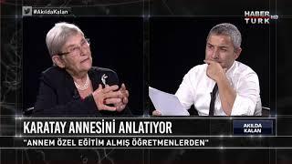 Akılda Kalan - 13 Ekim 2017 (Prof. Dr. Canan Karatay)
