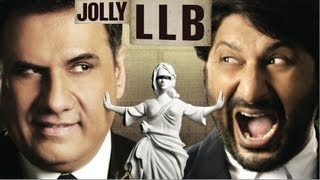Jolly LLB Official Uncensored Trailer (English Subtitles)