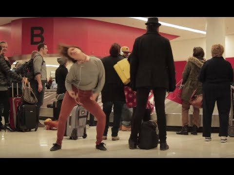 Dance Like Nobody s Watching Airport HelloGiggles