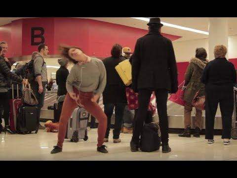 Dance Like Nobody's Watching: Airport | HelloGiggles