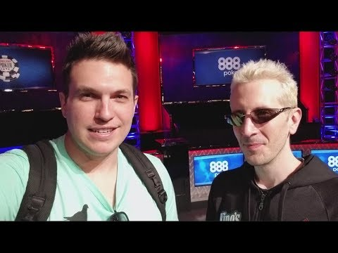 I MADE THE FINAL TABLE! $111,111 One Drop Vlog 2017 WSOP