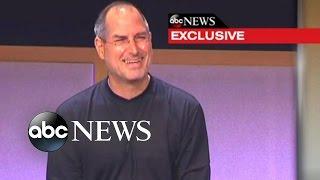 New Steve Jobs Tapes Reveal Apple Founder's Softer Side