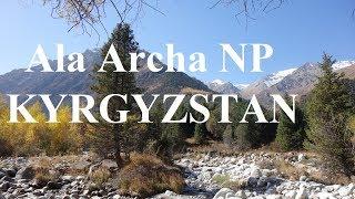 Kyrgyzstan/Bishkek (Natural Beauty-Ala Archa NP) Part 5