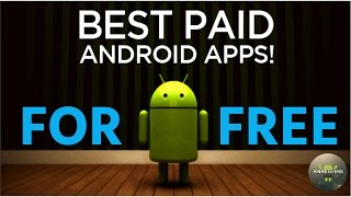 HOW TO DOWNLOAD PAID APPS FOR FREE ANY ANDROID APP 2017. [NO ROOT REQUIRED]