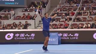 Rafa Nadal beats Nick Kyrgios to win Beijing title   China Open 2017 Final Highlights