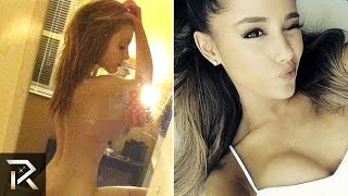 10 Leaked Photos Famous People Don't Want You To See