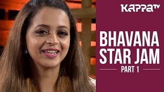 Bhavana - Star Jam (Part 1) - Kappa TV