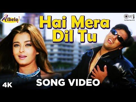Xxx Mp4 Hai Mera Dil Song Video Albela Aishwarya Rai Govinda Jatin Lalit Alka Yagnik Kumar Sanu 3gp Sex