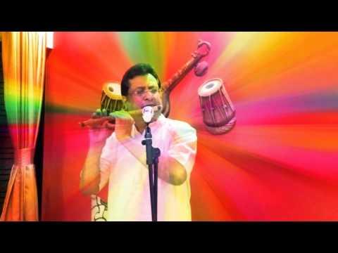 Kisi Raah Mein Kisi Mod par on flute