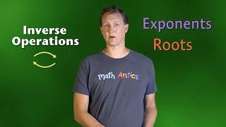 Algebra Basics: Exponents In Algebra - Math Antics