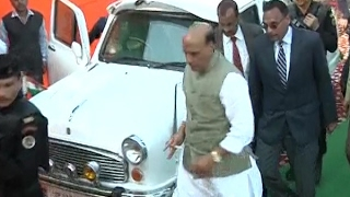 UP: Rajnath Singh leads the race of next Chief Minister