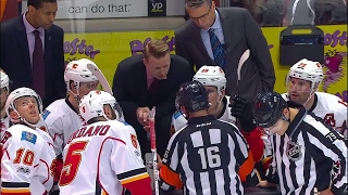 Calgary's no goal in Game 2 is confusing everyone