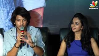 Gautham Karthik, D Imman, Rakul Preet Singh Interacts with Press   Yennamo Yedho Tamil Movie
