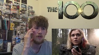 The 100 Season 4 Episode 13 (FINALE) - 'Praimfaya' Reaction