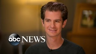 Hacksaw Ridge | Andrew Garfield Interview