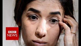 Nobel Peace Prize winner Nadia Murad: