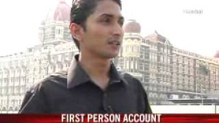 A Taj staffer who rescued 30
