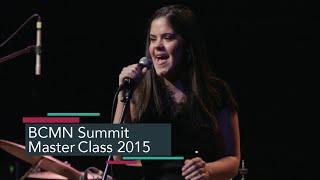 Berklee City Music Summit Master Class 2015 - Highlights