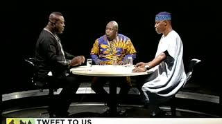 Journalists' Hangout 8th Sept 2017 | Minister of Women Affairs declares support for Atiku