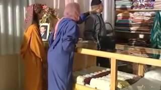 لقطة مثيرة  من فيلم مغربي