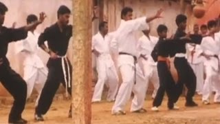 Karate Trainning Scene | Lady Bruce Lee | Malayalam Movie Scene