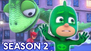 PJ Masks Season 2 Episode 3 Lionelsaurus ⭐️ Sneak Peek! ⭐️ Disney Junior #147