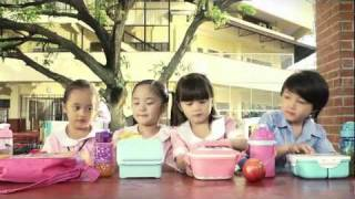 Baby flo Huggable Scents TVC