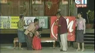 2 Khmer comedy ,kampleng neay KREN