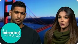 Amir Khan Believes the Sex Tape Leak Was an Act of Revenge | This Morning
