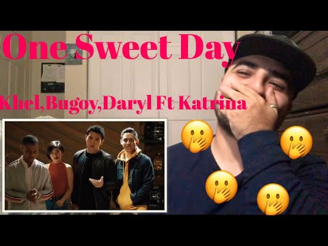 Reaction to One Sweet Day Cover by Daryl, Khel,Bugoy Feat Katrina Velarde