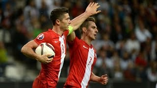 Poland - Best Offensive in Euro 2016 qualifying | All 33 goals