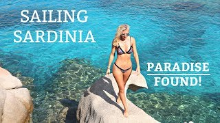 Ep 11. Sailing Sardinia. Fun, friends and family (Sailing Susan Ann II)