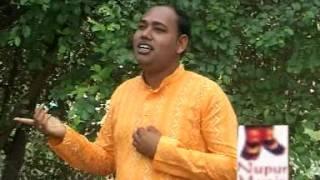 Ke Boleche Nai Bhogoban | কে বলেছে নাই ভগবান | New Bangla Folk Song | Ranjit | Nupur Music
