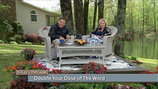 Double Your Dose of The WORD