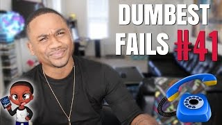 Dumbest Fails #41 of 2016 | Reading Dumb Posts and Call Ended Memes