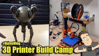 They built 3D printers, we built a Tracer gun