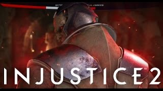Injustice 2 - Darkseid Super Move!