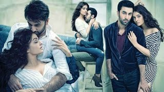 Aishwarya Rai Hot Photoshoot With Ranbir Kapoor   Filmfare Magazine Cover Shoot 2016 !!