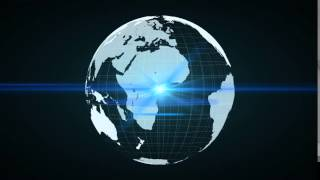 4 - Free Looping World Globe in 4K Download With Alpha Channel