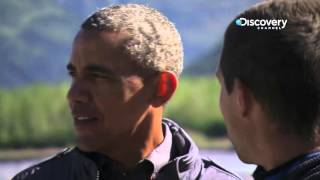 Running Wild With Bear Grylls And President Barack Obama | Behind The Scenes