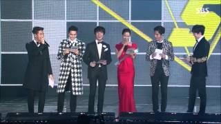[Eng Sub] GYDJ YongHwa & Myungsoo(L) MC full cut