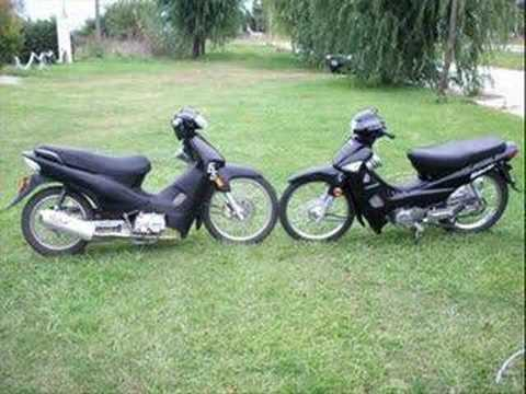 tuning Motos para recordar1 BY 4T