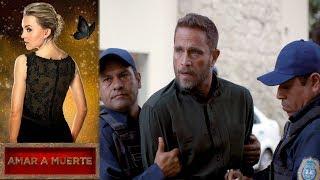 Johnny intenta deshacerse de Jacobo |Amar a muerte |Televisa