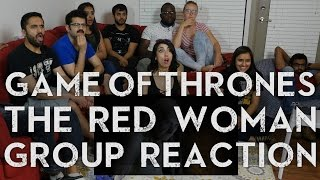 Game of Thrones - 6x1 The Red Woman - Group Reaction
