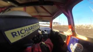 Liam Aunger #08 Legend Car First Ever Race (Mildura)