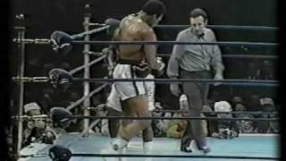 Joe Frazier -vs- Muhammad Ali II 1/28/74 (abc) part 4