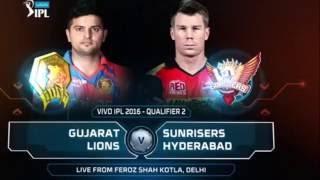 GL vs SRH  Qualifier2– Match Highlights