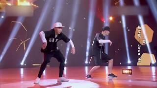杨文昊 vs Jawn Ha | 中美舞林冠军对抗赛
