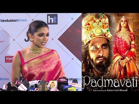 Xxx Mp4 EMOTIONAL Deepika Padukone CRIES Publicly At Padmavati Release 3gp Sex